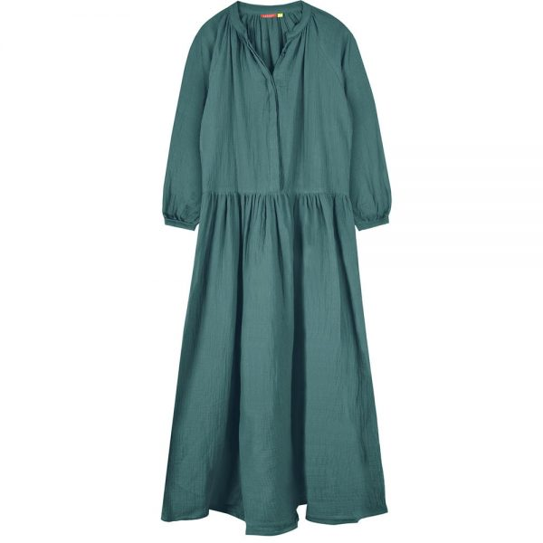 dress long grisaille